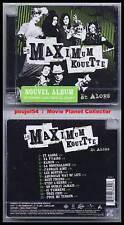 """LE MAXIMUM KOUETTE """"Et Alors"""" (CD) 2006 NEUF"""