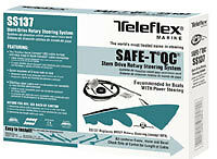 Teleflex SS137 Safe-T Quick Connect Steering System 13'