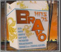 2 CD Sak Noel, Rea Garvey, Frida Gold, Emma6, Jupiter Jones `Bravo Hits 75` Neu