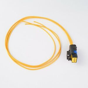 Pressure Sensor Plug / Connector pre-wired for Delphi 9307514A in Peugeot x 1
