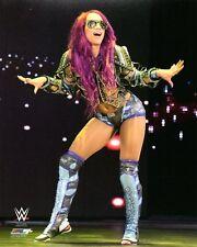 "SASHA BANKS WWE PHOTO OFFICIAL WRESTLING 8x10"" PROMO NEW"