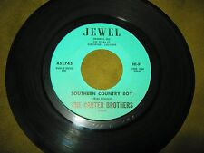 Carter Brothers - Do the Flo Show / Southern Country Boy - 45 RPM - VG+ to EX