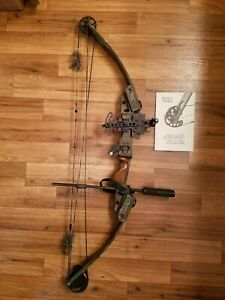 Mathews Ultra Light Solo cam bow package sights rest stabilizer