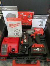 "Milwaukee M18FHIWF12 1/2"" Impact Wrench Set"