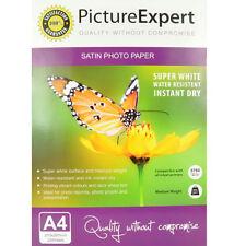 255g A4 Satin Inkjet Printer Photo Paper * Buy 1 Get 1 Free *