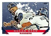 Nolan Ryan All Eras Sports 1993 'Ventura Fight' Custom Card