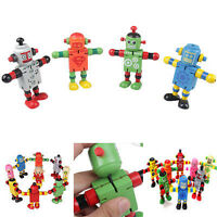 1X Wooden Robot Learning & Educational Kids Early Learning Toy Style yu U_X