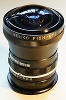 KENKO Semi-Fisheye 180° zum Anbau an 52mm Einschraubgewinde --  Beispielsbilder!