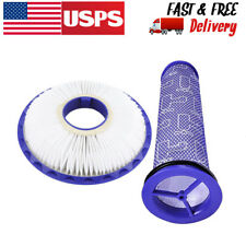 Pre & Post Hepa Filter Kit for Dyson DC41 & DC65 Animal Vacuums 920769-01