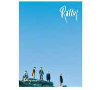 B1A4 Rollin' 7th Mini Album Blue Ver CD+PhotoBook+PhotoCard KPOP Sealed