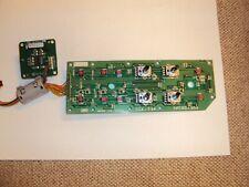 JRC Marine Radar JMA-2254 Display keyboard assembly CCK-733  CCK-734 used