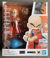 NEW Bandai Tamashii SH S.H. Figuarts Dragon Ball Z DB DBZ Kid Krillin Klilyn