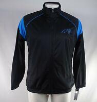Carolina Panthers NFL G-III Men's Full-Zip Track Jacket