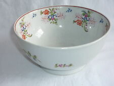 Old Chinese Porcelain Hands Painted Bowl