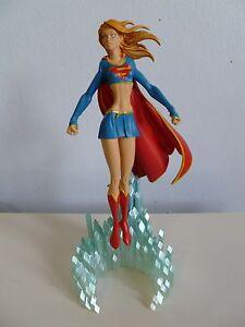 DC Direct Toys Michael Turner Supergirl Mini Statue NM/M 2011