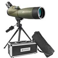 Barska Blackhawk Angled Spotting Scope 20-60x 60mm  w/ Tripod & Case, AD11284
