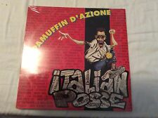 Italian Posse-rapamuffin D'azione Lp Near Mint/Mint Raro Hip Hop Cult Italiano!!