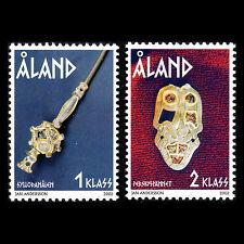 Aland 2002 - The Iron Age Art - Sc 207/8 MNH