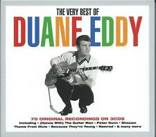 Duane Eddy - The Very Best Of - Greatest Hits 3CD NEW/SEALED
