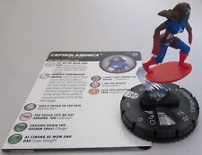 CAPTAIN AMERICA 033 Avengers Infinity Marvel HeroClix Rare