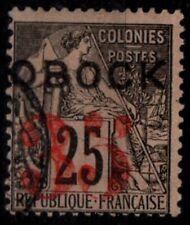 OBOCK : Alphée DUBOIS 29, Oblitéré = Cote 110 € / Lot Timbre COLONIES