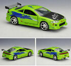 1:32 JADA Brians Mitsubishi Eclipse Car Diecast Model  Toys  Fast And Furtous