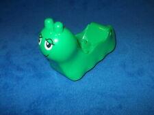 Lego Duplo Little Forrest Friends 1 x Schnecke Torso grün Tier 31229pb 2834