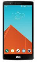LG G4 H810 - 32GB - Metallic Gray (AT&T + GSM Unlocked) Smartphone. NEW