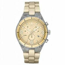 Adidas ADH2544 Unisex Aluminum Cambridge Gold Tone Chronograph Watch ADH2544