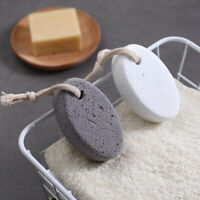NE_ US_ Foot Care Stone Callus Pumice Scrubber Pedicure Dead Skin Remover Brush