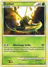 Scyther 36/90 Hs Undaunted Uncommon Perfect Mint! Pokemon
