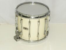 "Yamaha 12 x 14"" Marching Band Snare Drum White"