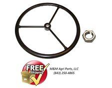 Steering Wheel & nut CASE IH 200B 300 300B 400B 410 412 500B 600B 700B 800B