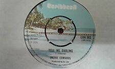 """Johnnie Clarke ,Move Out Of Babylon ,7 """" Harry J Record Label ( wrong picture !)"""