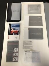 2003 NISSAN MURANO OWNERS MANUAL KIT & CASE - 7/PCS – GOOD CONDITION