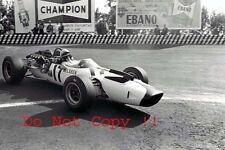 Bruce McLaren McLaren M2B Mexican Grand Prix 1966 fotografía