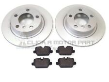 1.6D ONE 8//2010 R56 FRONT AND REAR BRAKE DISCS AND PADS FOR MINI MINI II