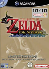 The Legend of Zelda: The Wind Waker -- Limited Edition complete with manual