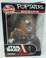 Poptaters Mr. Potato Head Collector's Edition Star Wars Chewbacca Figure