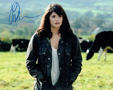 Gemma ARTERTON SIGNED Autograph Photo AFTAL COA English Actress Tamara DREWE