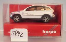Herpa 1/87 BMW X 5 TM Mobile Tradition OVP #5842