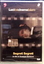 SEGRETI SEGRETI - BERTOLUCCI - DVD SIGILLATO N.01154