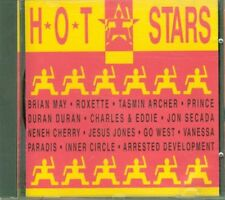 Hot Stars 2 - Billy Idol/Duran Duran/Heroes Silencio/Spin Doctors Cd Eccellente