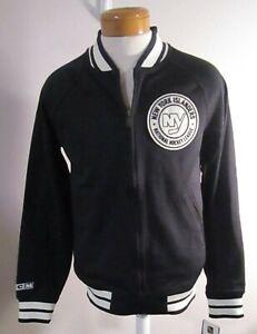 NWT CCM New York Islanders Mens Full Zip Jacket S Black MSRP$85