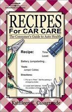 Recipes for Car Care: Guide to Auto Health