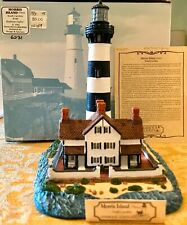 Harbour Lights Collectors LighthouseMorris Island, Sc (Then)