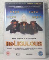 Religulous (DVD, 2010) Region 4 - Bill Maher - Religious Documentary - Reg 1