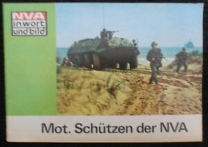 """5584 EAST GERMAN/DDR/GDR Cold War """" NVA magazine In word and picture"""" 06/1971"""