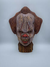 More details for pennywise tiki horror decoration halloween 3d printed hand painted it movie film