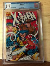 X-Men #4 (Jan 1992, Marvel) CGC 8.5 1st App of Omega Red (Arkady Rossovich)